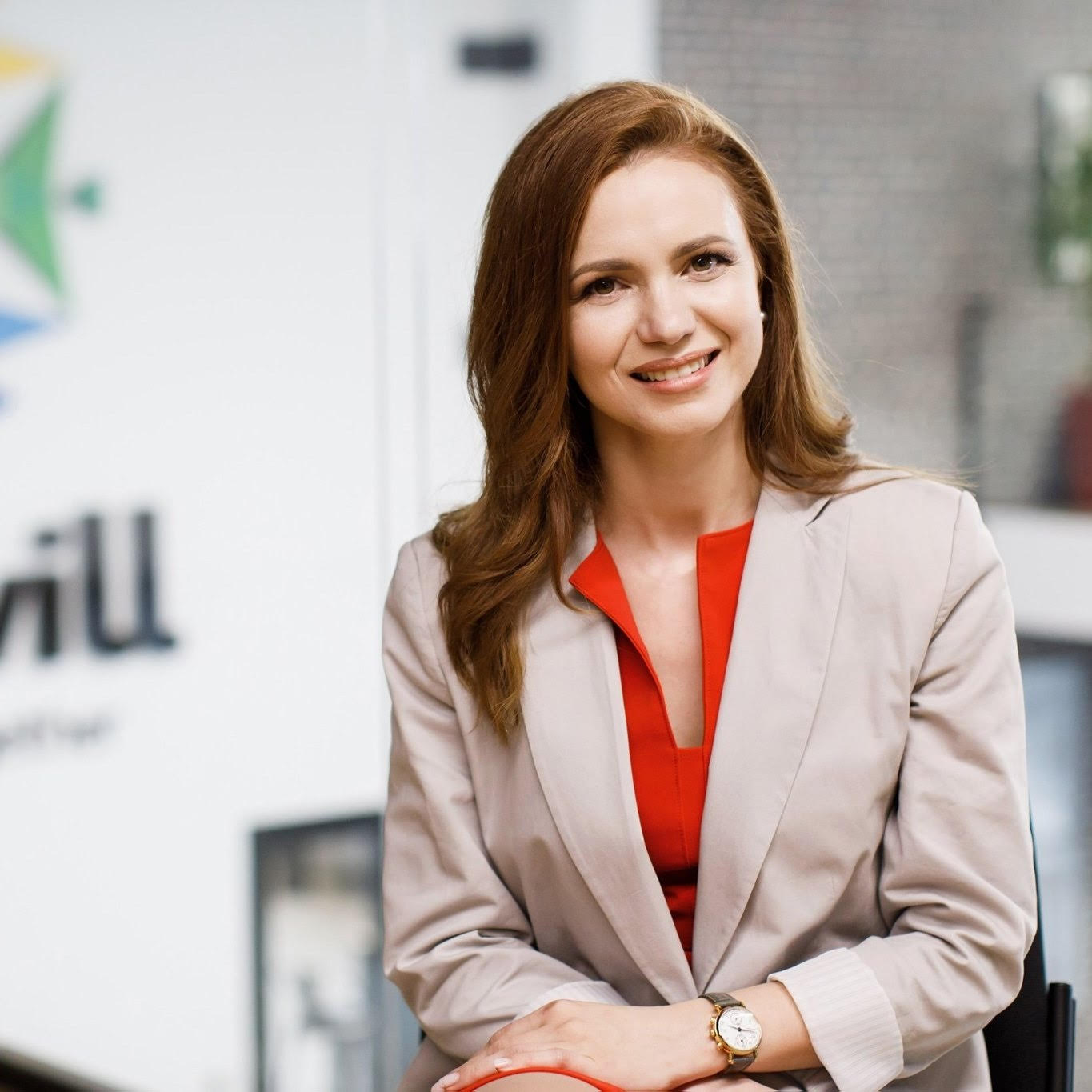 Ana Chiriță | Strategic Projects Director of Moldovan Association of Information and Communications Technology Companies & Project Director, Tekwill (contributor)