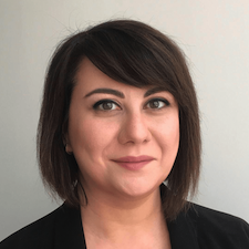 Ceren Ünal | Regional Policy Manager – Europe, Internet Society (co-moderator)