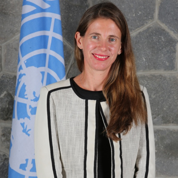Francine Pickup | Resident Representative, United Nations Development Programme (UNDP) Serbia