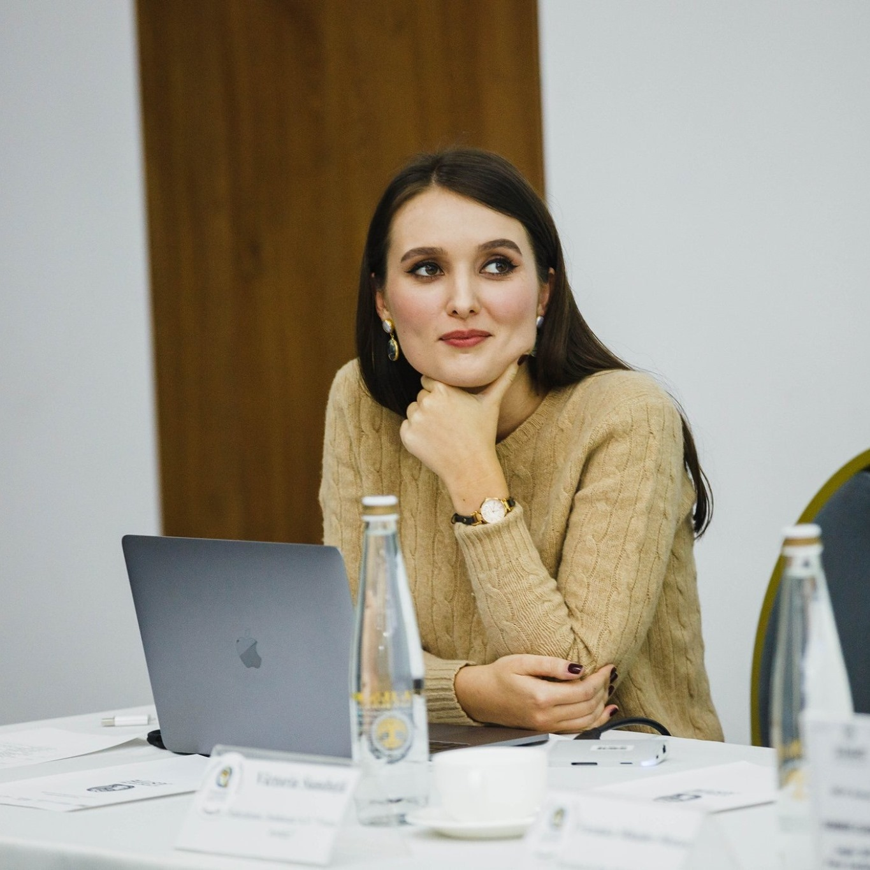 Irina Buzu | Lawyer, Associated Lawyers' Firm 'CORECT' (co-moderator)