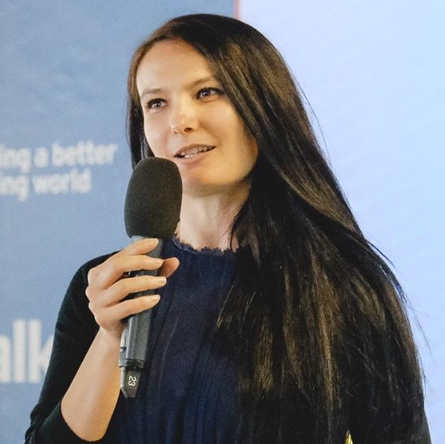 Veronica Ștefan | Coordinator & Founder, Digital Citizens Romania (co-moderator)